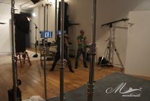 Monticristi® Backstage / Backstage and behind the scene photos.