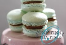 Macarons by One Tier At A Time / Macarons made by One Tier At A Time