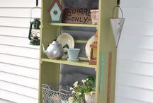 Garden / Gardening, Flowers, Plants, Accessories and ideas