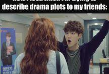 Drama memes