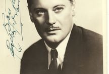 38) The handsome actor Ralph Forbes / Ralph Forbes (30 September 1904 - 31 March 1951) was an English film and stage actor in the UK and the United States.