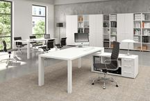 FUNNY_OFFICE FURNITURE / Una linea di arredi per l'ufficio moderno.