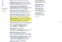 SEO (Search Engine Optimization) / A look at some of our SEO (Search Engine Optimization) work and results