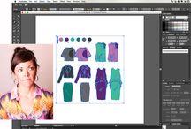 Adobe Illustrator / by Pam ~ Threading My Way