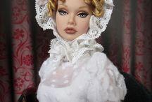 1:6 historical period costume/diorama