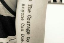 měj odvahu žít, každý může zemřít