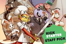 Kickstarter Pics