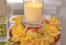 Vůně květů s PartyLite / KVĚTINY Nechte svůj domov rozkvést. Pulzující květiny přinesou krásu zahrad až k vám.