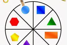 γεωμετρικά σχήματα