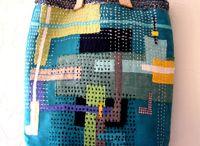 modern sasiko bag