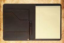 Leather - Padfolio