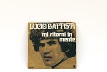 Dischi / Raccolta di dischi di musica italiana e non, registrazioni storiche rare e raccolte.
