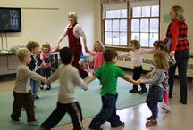 Songs, Games and Dances for Music Class / Great songs, games and dances useful in a music classroom that utilizes folk music.