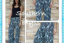 """Palazzo Pants / These are the """"in thing"""" for Summer 2014.  Get them while you can!"""
