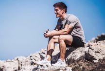 Fitnessmodel - Danny Human