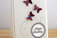 cards and paper crafting / by Sally Davis