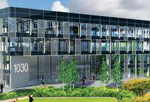 Current Development / The development of 1030 Eskdale Road will provide 60,483 sq ft of grade A office space. Completion due in spring 2016.