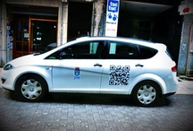 Qr Codes / by Taxi Oviedo