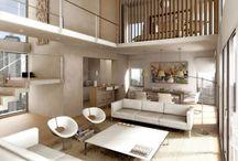 --Interior-Duplex ideas