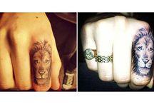 Tattoos in Fashion