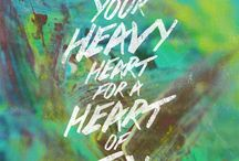 Words for a broken heart