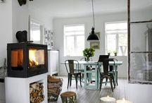 Kaminöfen/Wood stoves