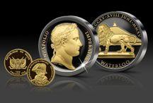 Historia świata na numizmatach / Najważniejsze wydarzenia ze świata odwzorowane na numizmatach