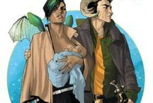 Comics! / by Joel Thoman