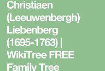 Liebenberg Family Tree