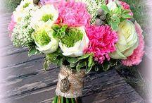 Studio wedding flowers and decor De Flori