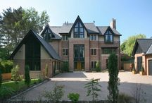 House for sale Prestbury, Cheshire SK10 4AP / A magnificent contemporary mansion in Prestbury's most popular location.  Offers In Excess Of £2,450,000