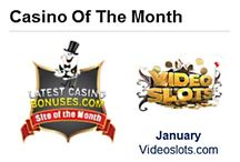 Casinos of the month - 2015 / Check out the best of the best casinos for 2015!