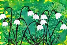 Tvoření jaro