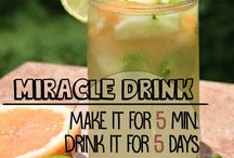 Miracle drink
