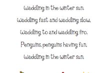 Penguins Preschool Theme