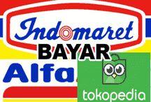 Contoh Cara Pembayaran Tokopedia di Indomaret / Lewat Alfamart