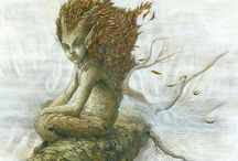 Laurent Miny Faery Paintings