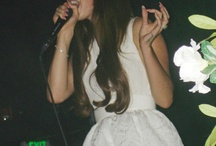 Lana Del Rey Concerts / All of Lana's concerts / by Lana Del Rey