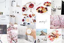 Collage / - inspiration -