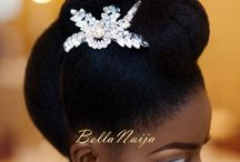 Mother bride hair