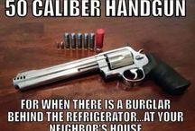 Guns hand 50 caliber