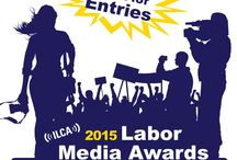 Labor Media Awards / The ILCA Labor Media Awards are North America's largest annual award competition for labor communicators and journalists. Our entry categories are organized in a wide range of media and all work is reviewed and judged by influential communicators, members of the press and established professionals. Entering the contest is easy. All submissions are made online at contest.ilcaonline.org. Entries can be submitted starting now with the entry deadline set for June 1, 2015.