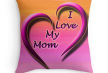 Holiday Cushions / Beautiful things to give your mum on mothers day from beautiful cushions
