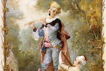 Style Rococo 1730 - 1760