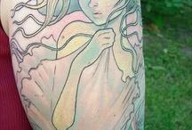 Tattoos / by Jana Bickham