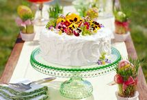 Spring - Summer Party Ideas / party