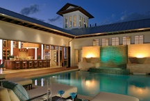 Orlando Spaces....Pools / by Verandah Properties, LLC
