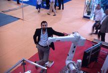 Uluslar Arası Ambalaj Endüstrisi Fuarı 2014 / Fuarda Tara Robotik Otomasyon standını ziyaret eden değerli müşterilerimize teşekkür ederim...