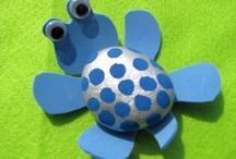 Gomma Crepla idee / Lavoretti per bambini con Gomma Crepla