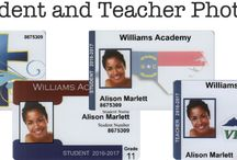 Student and Teacher ID Cards